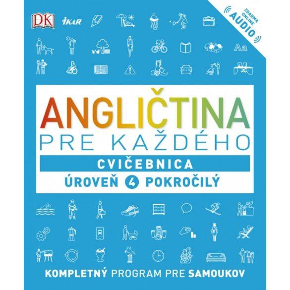 Angličtina pre každého - Cvičebnica (4)