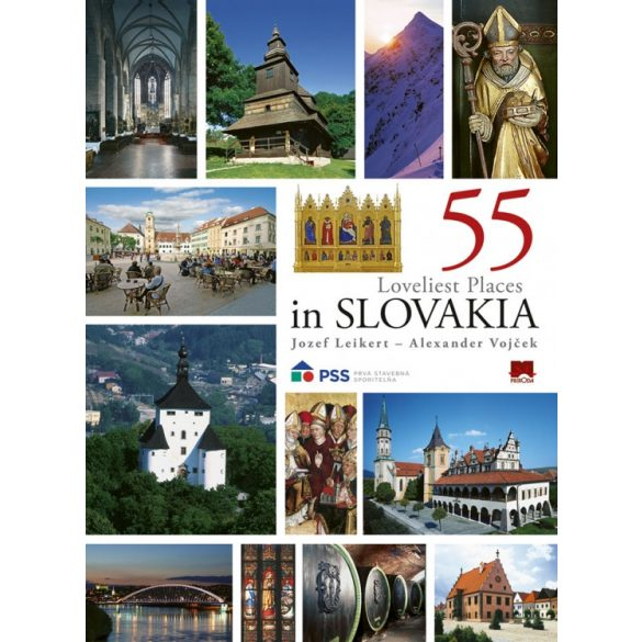 55 Loveliest Places in Slovakia, 2. vyd.